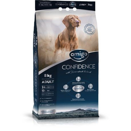 Amigo Confidence - Adult Small (8kg)