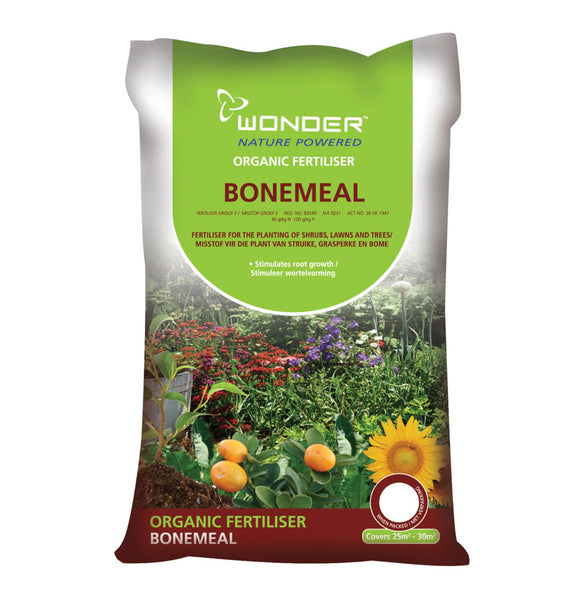 Bone Meal 5Kg Wonder