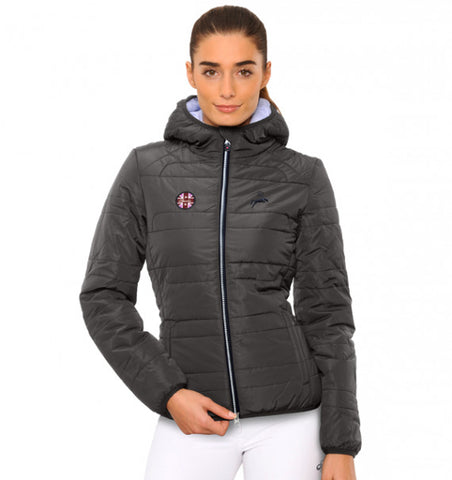 Spooks Lola Jacket Dark Grey