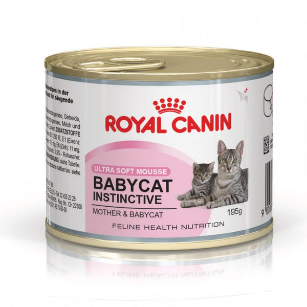 Royal Canin Baby Cat Tins Each