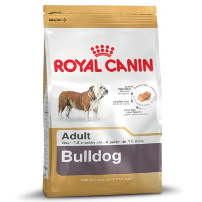 Royal Canin Bull Dog Adult 12Kg