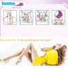 Image of Glamorous Belly Slimming Patch Set