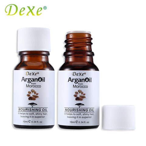 10ml Dexe Hair Care Argan Oil