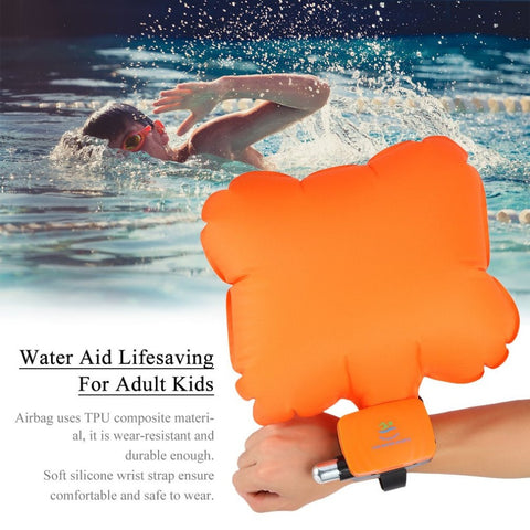 Anti-Drowning Bracelet Device