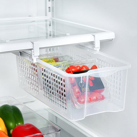 Refrigerator Pull Out Drawer