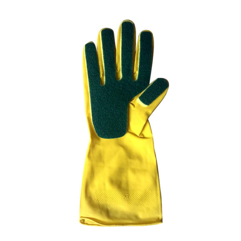 Washing Scrub Hand Gloves