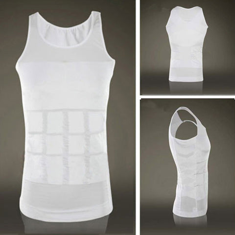 THE ULTIMATE MEN'S SLIMMING BODY VEST