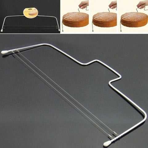 Adjustable Wire Cake Slicer