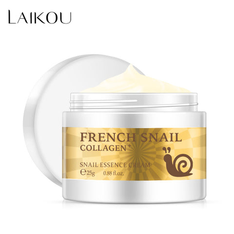 Snail Collagen Nourishing Serum Facial Cream