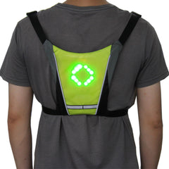 LED Turn Signal Safety Vests
