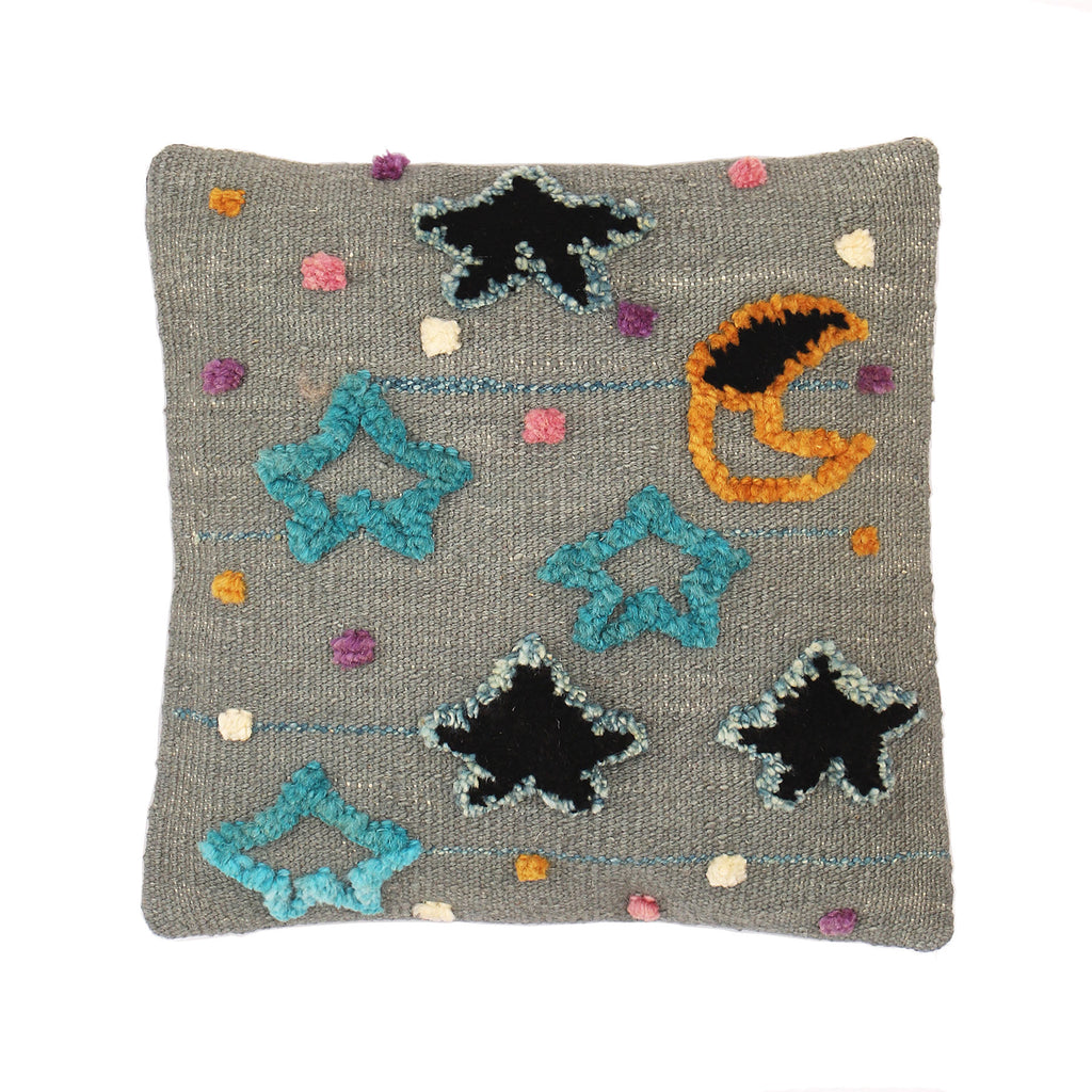 Mini Cushion - Starry Night
