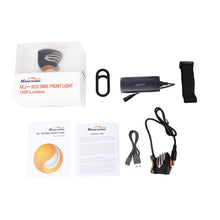 Load image into Gallery viewer, Magicshine MJ-900 Front Bike Light (1200 lumens)