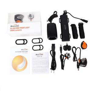 Magicshine MJ-902 Bike Light Combo (2000 lumens)