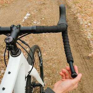 Wolf Tooth Encase System Handlebar Storage Sleeves - Borealis Fat Bikes Canada