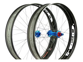 HED Big Fat Deal B.F.D. 85/100mm Carbon Wheelset - Borealis Fat Bikes Canada