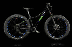Borealis Flume Alloy SRAM Eagle 12 speed - Borealis Fat Bikes Canada