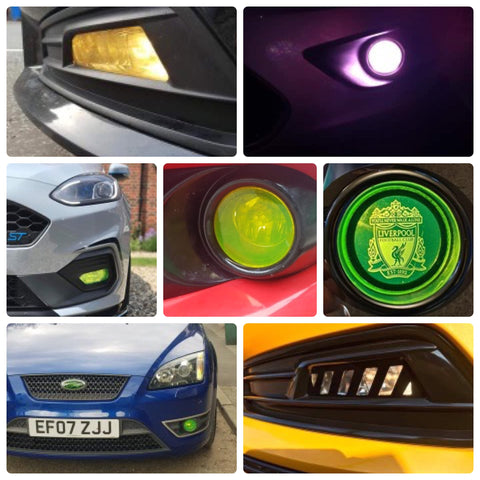 Fog Light Guards