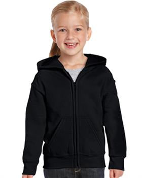 Youths Personalised  Heavy Zip Hood