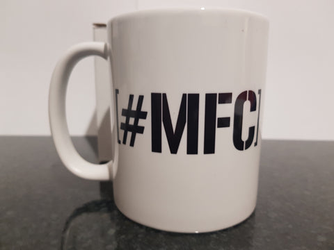 #MFC Midlands Ford Club Mug