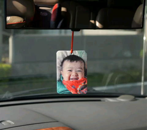 Customised Air Freshener
