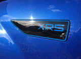 XR5 Focus Mk2 Replacement Gel Wing Badges