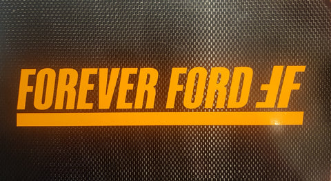 Forever Ford Club Sticker