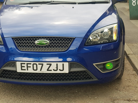 Focus Mk2 ST Pfl Fog Light Guards