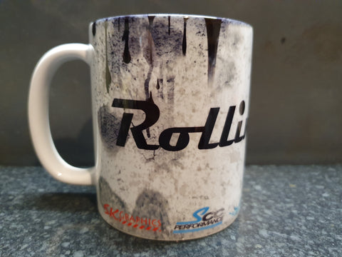Rolling Oval Limited Edition Oil Mug