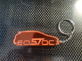 eoSToc Laser cut Key ring