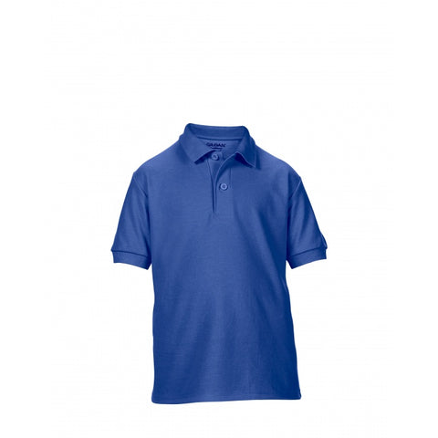 Youth Personalised DryBlend 65/35 Polo Shirts