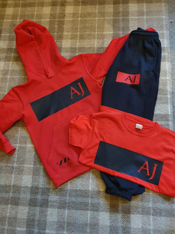 Kids Signature Jogging set