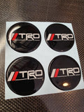 70mm Custom Wheel Centre Badges