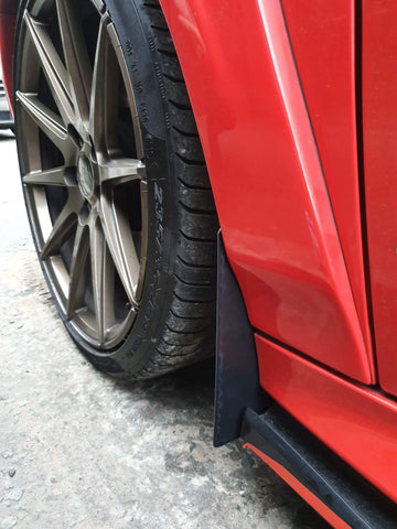 Ford Focus MK3 & MK3.5 Stone Guards