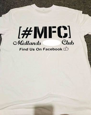 #MFC Club T-Shirt (Adults)