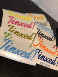 Jinxed! Decal Sticker