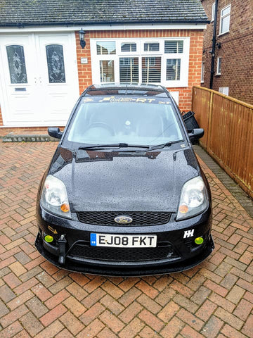 Fiesta MK6 ST Fog Light Guards