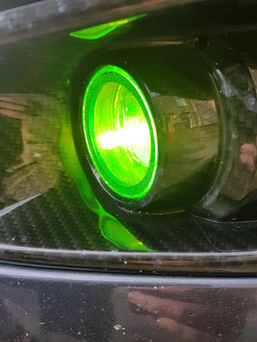 Mondeo MK 4 Fog Light Guards