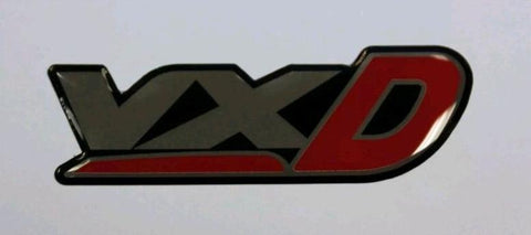 Vxd Gel Badge