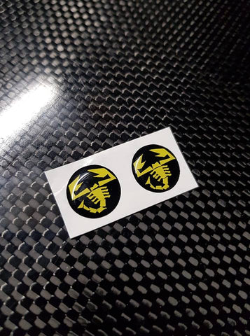 Fiat Abarth Car Key Gel