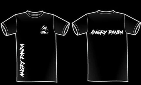 Angry Panda Female T-Shirt (Adults)