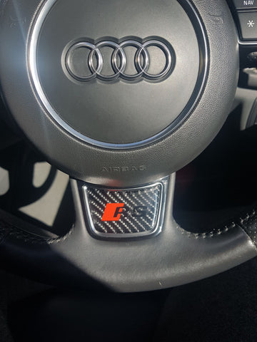 Audi Lower Steering Wheel Gel