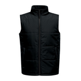 Rolling Oval Bodywarmer (Glitter Writing)