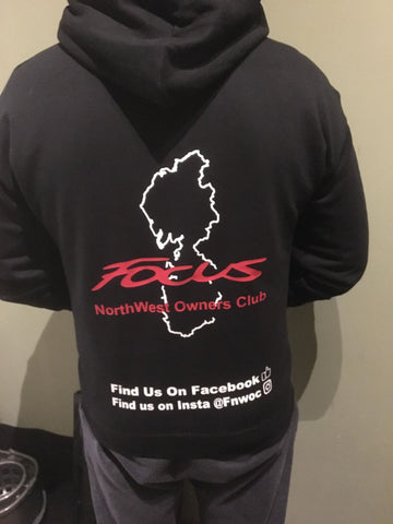 Focus North West Owners Club Hoodie (Adults)