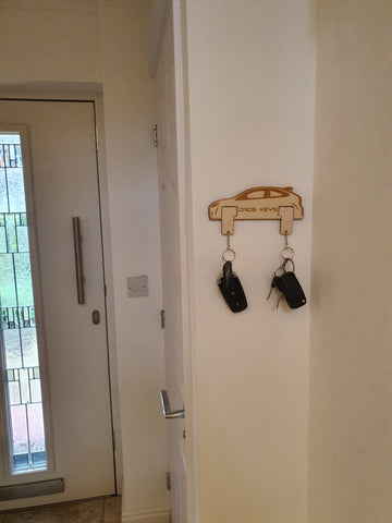 Custom Key Holder