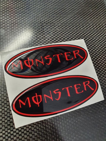 Custom Gel Badges (Front & Back Only)