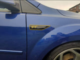 Focus Mk2 Replacement Gel Wing Badges