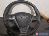Ford Fiesta Steering wheel Gel Trims Mk7 & Mk7.5