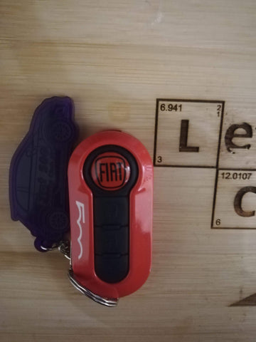 Fiat Car Key Gel