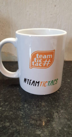 #Teamtictacs Mug