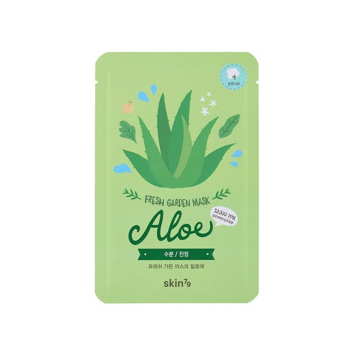 skin79 FRESH GARDEN MASK - ALOE - 1 piece